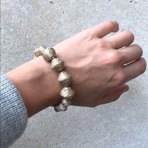 31 Bits Gold Bracelet